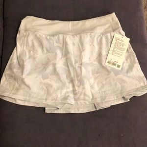 Lululemon Pace Rival Skirt *tall size 6
